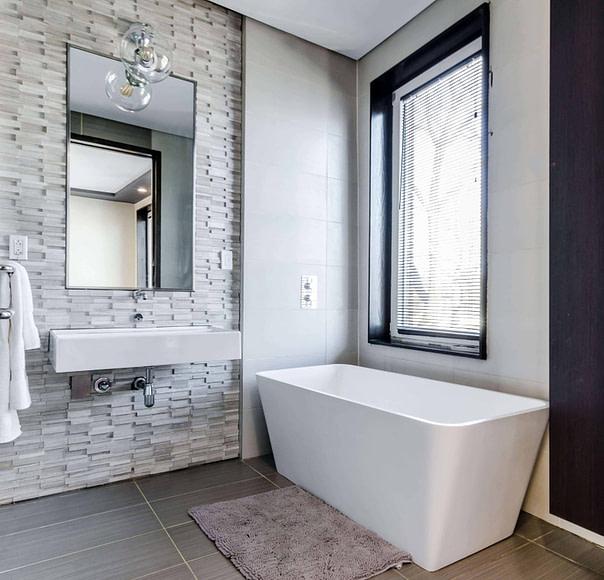 bathroom installation in London